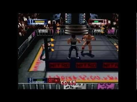 Let's Play WCW NWO Revenge Nintendo 64