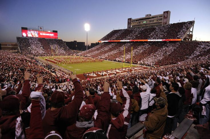 Promotions Unveiled for 2013 OU Football - Oklahoma Sooners