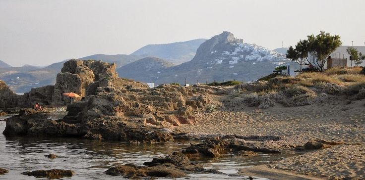 Travel Stories. Pirate Stories And An Ancient Quarry Beach In The Skyros Island