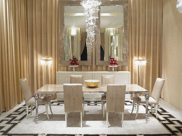 High Quality Anna Casa Interiors   Cycas Dining Table By Visionnaire, Furniture U0026  Interior Design Pictures Gallery