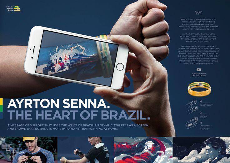 No Pulso do Brasil - Instituto Ayrton Senna - pablo lobo . portfolio