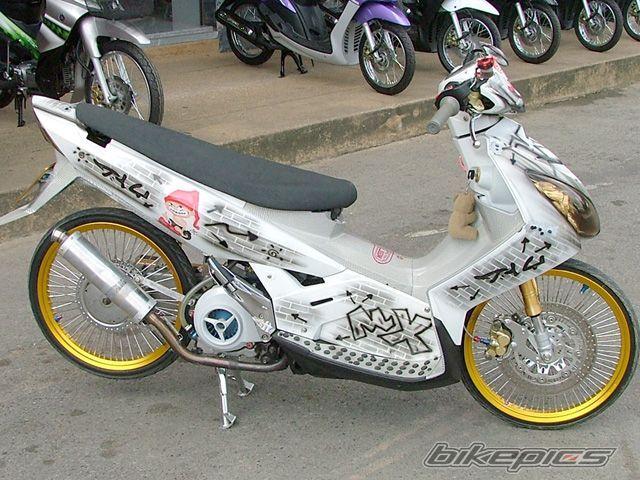2006 yamaha nouvo mx