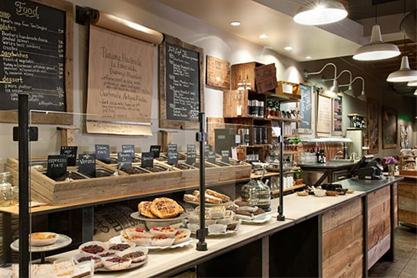 Repurposed and reimagined, Starbucks has gone back to basics with the launch of their 15th Avenue E Coffee and Tea store. The first of three experimental stores in Seattle, this Capitol Hill location loses the ubiquitous Starbucks branding and adopts ...