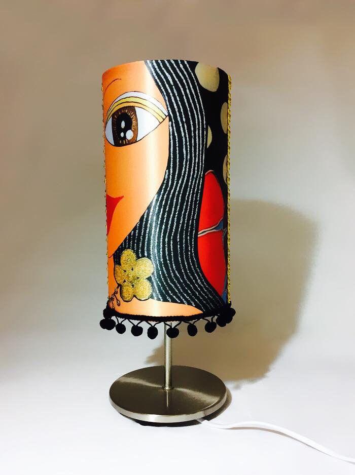 Lámpara. Modelo Bellas Canas