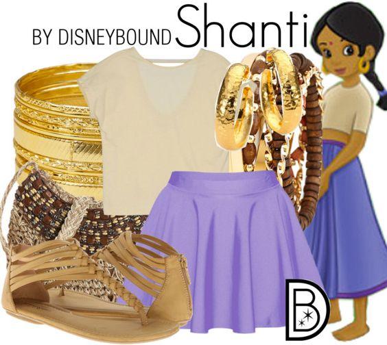 Shanti (Jungle Book 2)