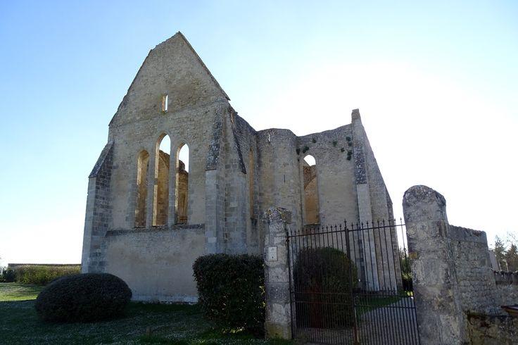Eglise Saint-Lubin, Yevre le Chatel