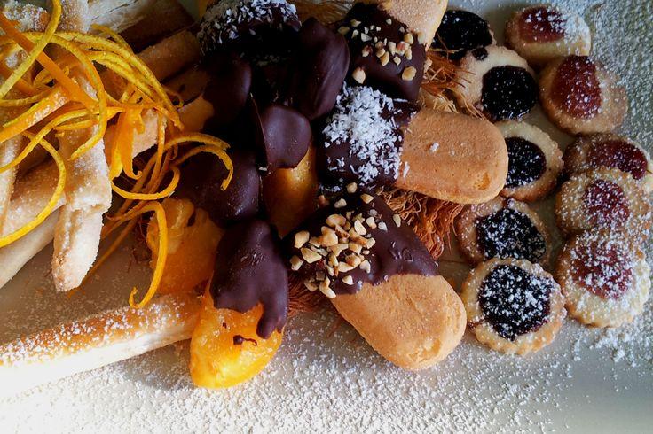 Biscotti e dolci fatti in casa