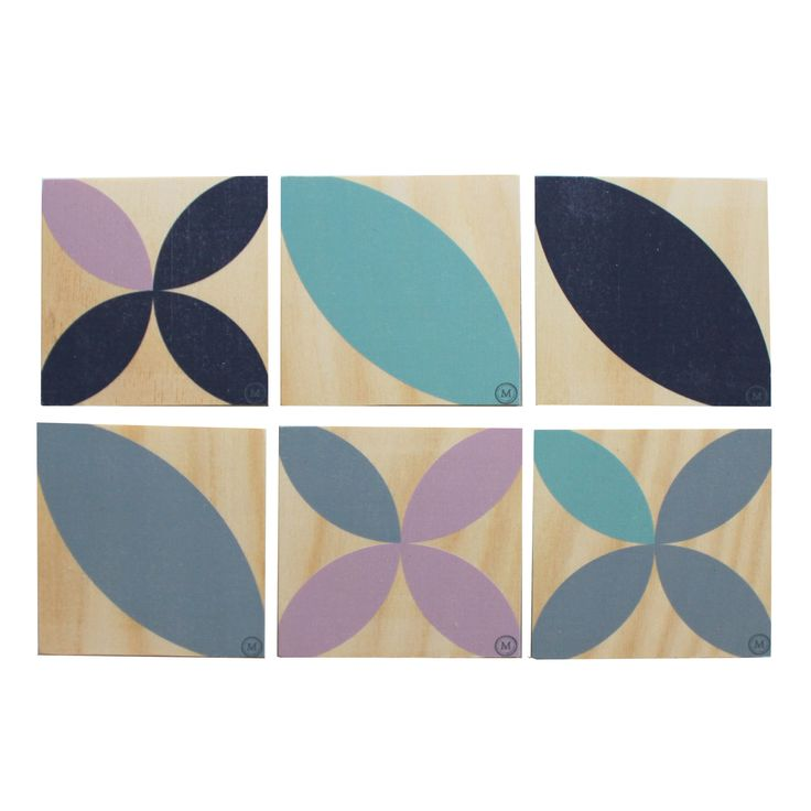 SUMMER TIME - SUN SHOWER These coasters in this subtle yet striking colour palette are a great addition to any coffee table!  See our website for matching placemats also. Dimensions per Coaster: 100mm (w) x 100mm (h)  x 9mm (d) $30 Set of 4 / $40 Set of 6