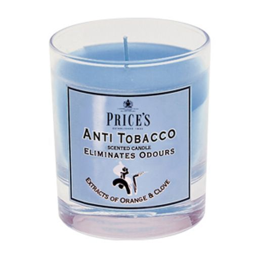 Prices Candles Price's Anti-Tobacco Candle | Hilary Rhodes on WeShop