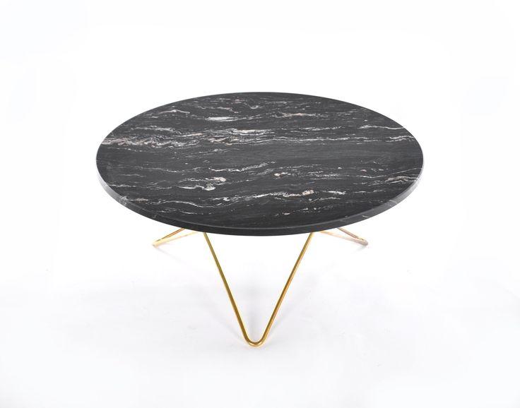 Marmurowy stolik O TABLE - OX DENMARQ