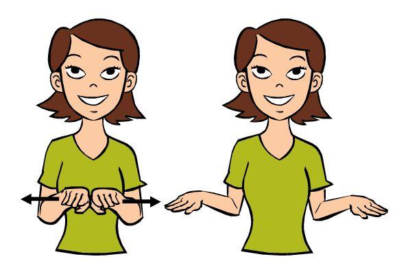 Floor in Baby Sign Language