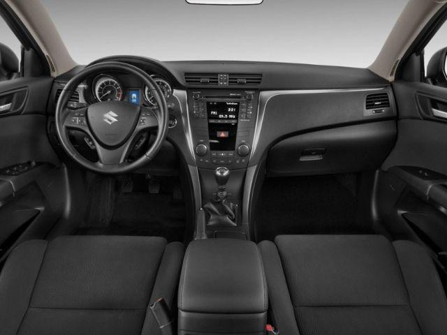 McCarthy Call-A-Car: New SUZUKI Kizashi 2.4 SDLX. www.callacar.co.za