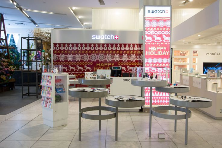 Swatch Myer Melbourne