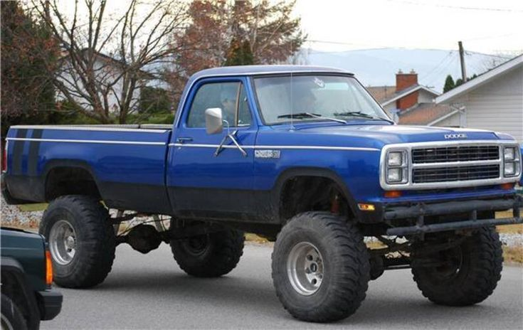 E A Ac Bb C Ce D F Dodge Trucks Lifted Trucks on 1979 Dodge Power Wagon