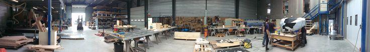 Atelier de Métalobil - Les Sorinières - www.metalobil.fr