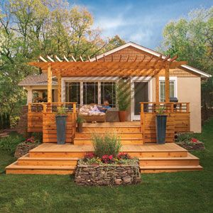 Backyard Structures: Three Projects to Inspire You - DIY Advice Blog - Family Handyman DIY Community