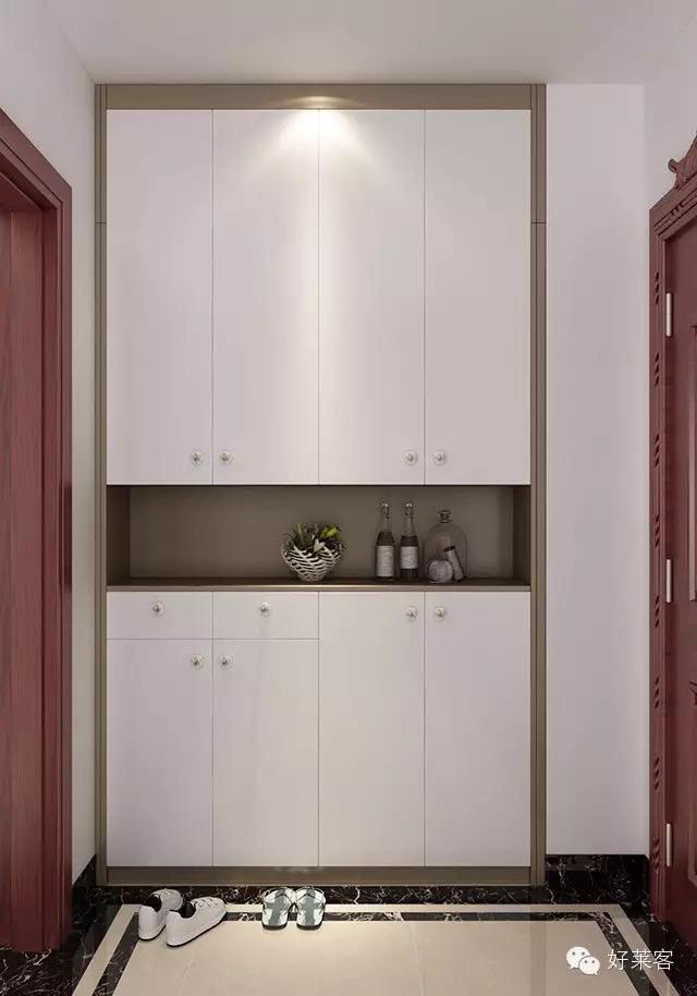 這些鞋櫃,能擁有1款就心滿意足了