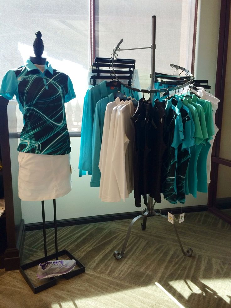 NEW ARRIVAL! Ladies PUMA golf apparel now available in the Golf Shop at Desert Willow. #golfisgreat #PUMA #PUMAstyle