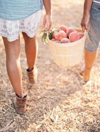 pickin' peaches