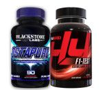 Lean Muscle Stack Blackstone Labs Ostapure + Hybrid Nutrition F1 Test  This is one serious muscle building stack!  This will prime your body for lean,dry muscle gains. It also supports recomposition so you drop body fat while increasing muscle.  Special stack designed for those looking to get bigger and leaner.