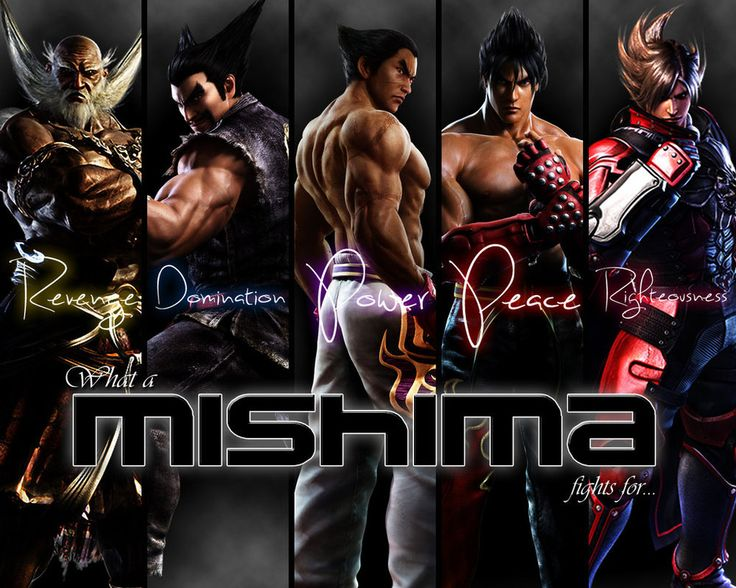 What a Mishima Fights For