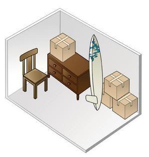 5 X 10 Self storage unit size SILVERLAKE SAFE STORAGE | EVERETT, WA - FIND STORAGE SIZE