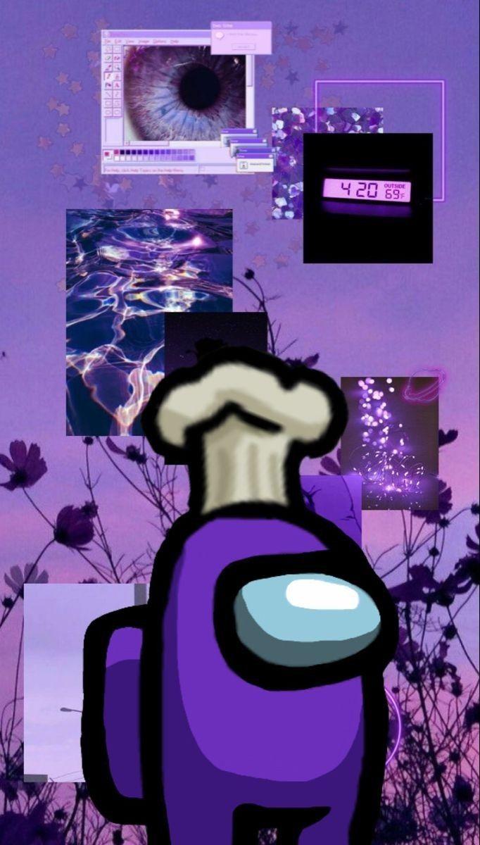 Among Us Iphone Wallpaper Tumblr Aesthetic Retro Wallpaper Iphone Iphone Background Wallpaper