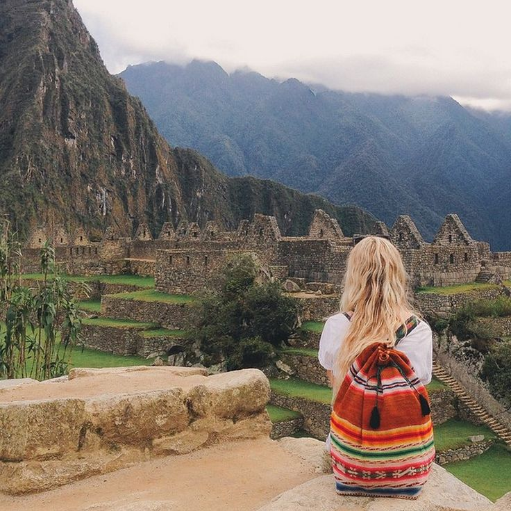 Skip the beach and head to Machu Picchu.