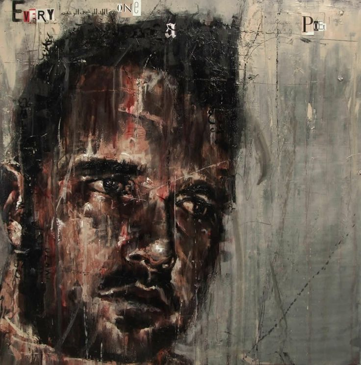 Artistaday.com Europe: Finistere, France artist Guy Denning via @artistaday