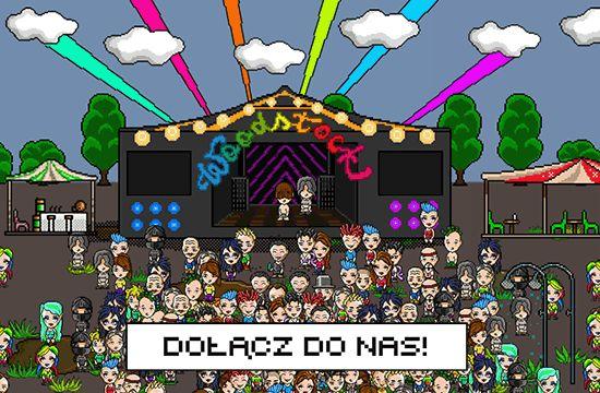 Pomóż nam zbudować Woodstock.  Wirtualny Woodstock 2015 na Wspieram.to