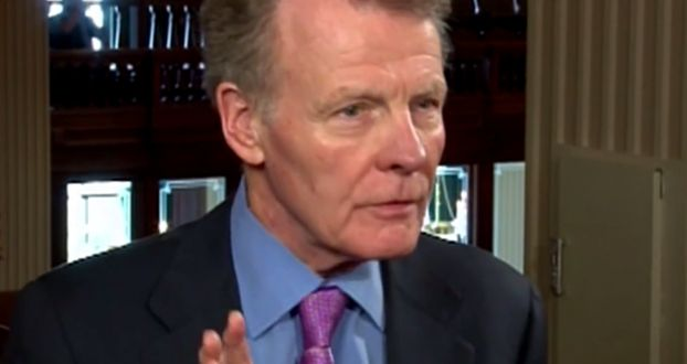 """""""The history of Mr. Madigan, and his sycophant cronies, and all who gave them comfort and shelter, Democrats and Republicans alike, is a history of repeated and outrageous attacks on the People of Illinois and the civilized world. To prove this, let Facts be submitted to a candid world."""