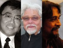 #ARTPOLITIK Culture and the Graphic Novel July 9 @SFU_W @IndianSummerCND #TIX http://www.ticketstonight.ca/includes/events/index.cfm?action=displayDetail&eventid=10512 ARTPOLITIK: CULTURE & GRAPHIC NOVELS WITH ORIJIT SEN, DAVID WONG AND MICHAEL NICOLL YAHGULANAAS Graphic novelists are contemporary minstrels, visual balladeers, whose stories are that rare and most wonderful of things - a marriage of text and image.