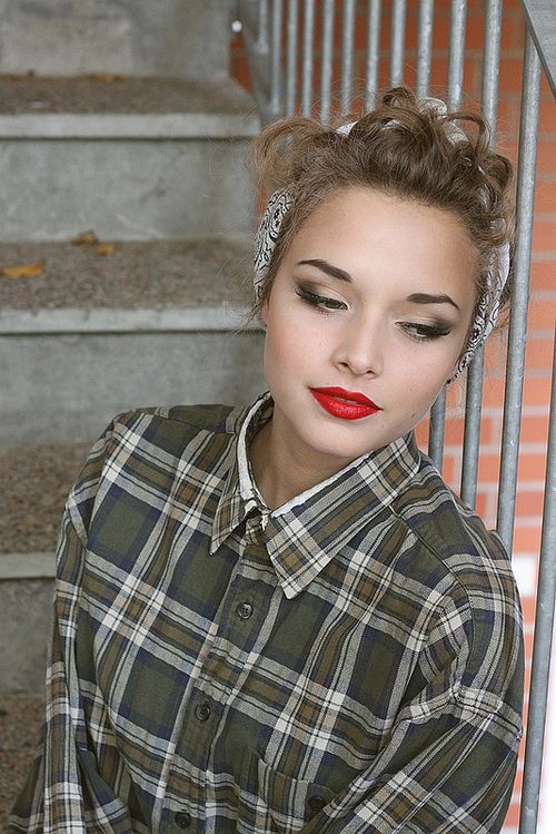 25 best ideas about 50s makeup on pinterest vintage