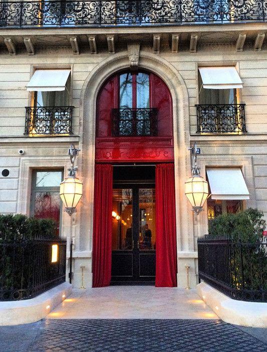 La Réserve Hotel Paris