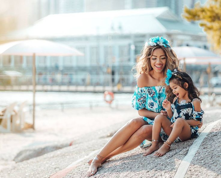 My little arts n' crafts buddy and I made anklets with elastic strings and beads and used flowers from the dollar store hot glue and hair bands for our crowns.  . . Dress- @shoppinkblush Lils Romper- @childernsplace Temp Metallic tats- Amazon  @krushitvanzara
