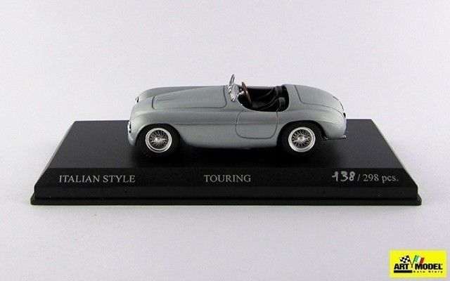 ART1001 - FERRARI 166 MM BARCHETTA - 1949 - Touring. CAR MODELS, AUTOMODELL