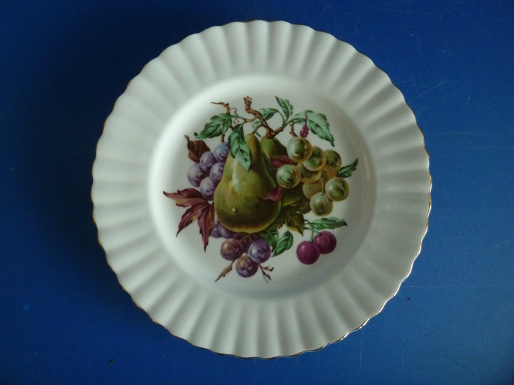 """79 best images about """"Fruit"""" Royal Albert Patterns on ..."""