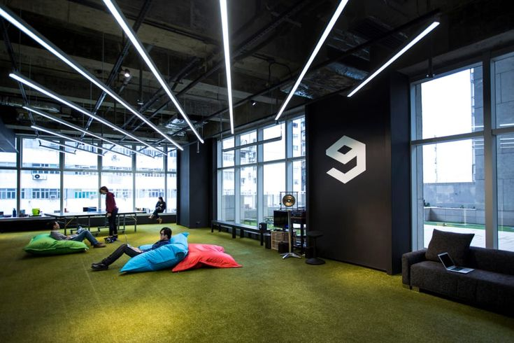 The 9GAG Offices In Hong Kong Are Designed To Perfection