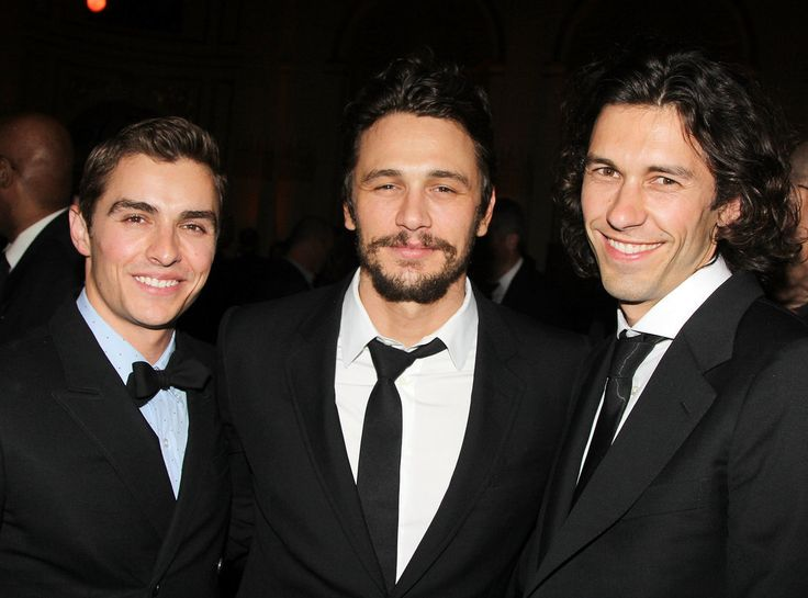 James, Dave, and Tom Franco