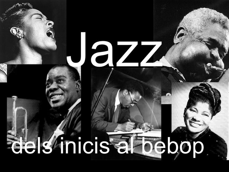 historia del jazz by poquetino2006 via slideshare