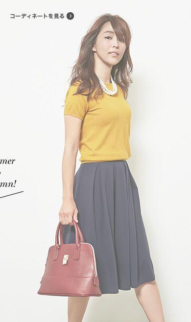 Summer : 【VERYモデル・アラサーママ】鈴木六夏のコーデ - NAVER まとめ