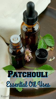 Have you ever wondered what Patchouli oil is good for? Check out this Patchouli Essential Oil for Women's Health and other uses! reusegrowenjoy.co...