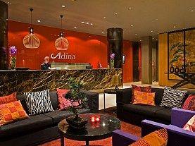 Piata de Craciun Frankfurt - Adina Apartment Hotel Neue Oper 4*