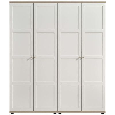 Home Essence Gemini 4 Door Wardrobe & Reviews | Wayfair UK