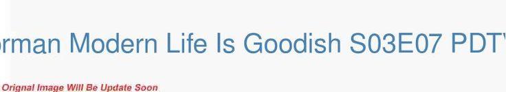 Dave Gorman Modern Life Is Goodish S03E07 PDTV x264-TASTETV