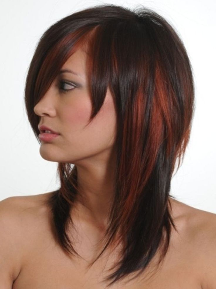 The 25 best black hair with highlights ideas on pinterest the 25 best black hair with highlights ideas on pinterest balayage black hair highlights for dark hair and black balayage pmusecretfo Image collections