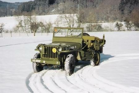 Jeep Willys MB 1943