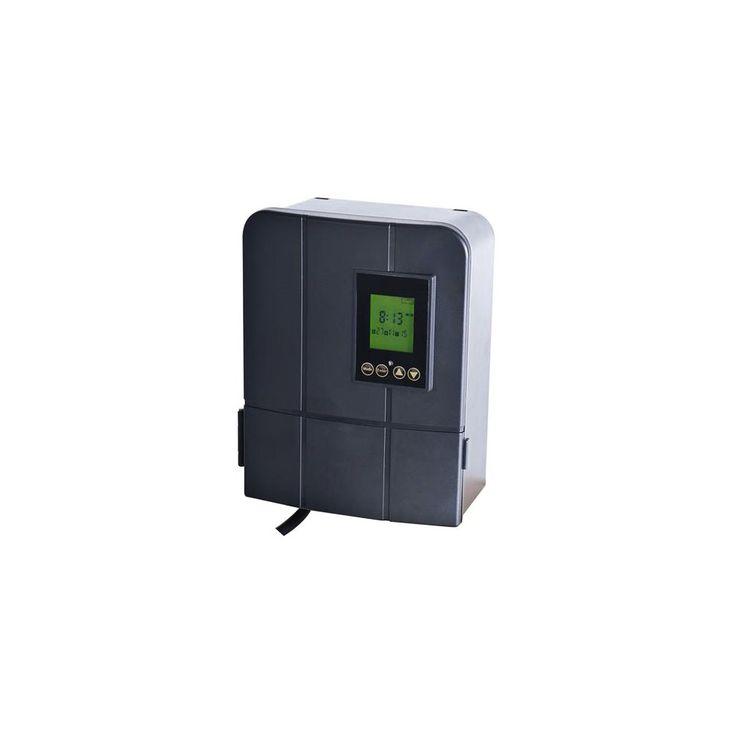 Black Low Voltage 120 Watt Transformer with Sunwise Control - Style # 1W874