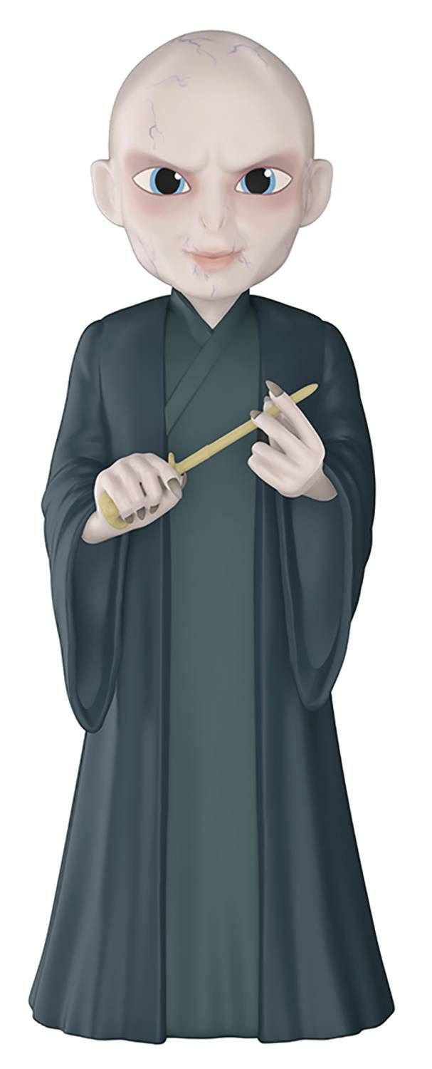 ROCK CANDY HARRY POTTER LORD VOLDEMORT FIGURE