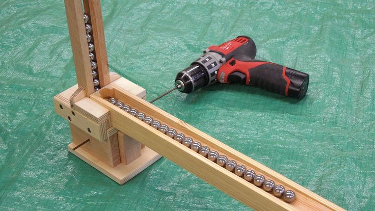 Testing Matthias S Marble Pump To See How It Would Work